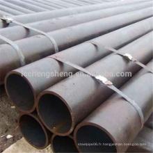 16Mn tubes en acier inoxydable sans soudure avec bonne qualité au Shandong