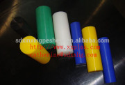 100mm 100% virgin HDPE Extruding Rod,extruded plastic rod, excellent hdpe abrasion resistance 50mm