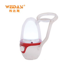 High quality plastic adjustable outdoor portable camping led lantern for sale