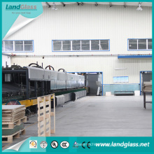 Landglass Safety Glass Tempering Equipment