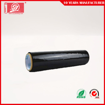 LLDPE Black Stretch Film for Pallet Wrap