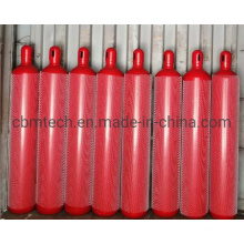Used for Fire Fighting 34CrMo4 200bar 68L Seamless Steel CO2 Cylinders