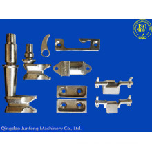Custom precision cast trailer parts, tractor trailer parts, container parts