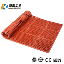 3FT*5FT Heavy Duty Workshop Anti Fatigue Drainage Safety Rubber Mats