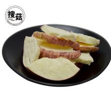 Bocado liofilizado a granel chino Chips de manzana al por mayor