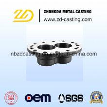 Estampage d'usinage CNC pour pièces de machines de construction