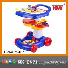 2015 Best selling children pretend playset doctor cart toy