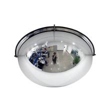 180 Degree Indoor Security Acrylic 2.0mm Half Dome Convex Mirror/