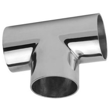 A234 Трубные фитинги WPB Steel Tee DIN