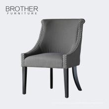 Завод прямых продаж мебель для дома ткань в помещении столовой стулья