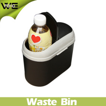 Best Selling Plastic Fashion Style Car Waste Can Dustbin
