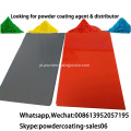 Spray eletrostático Zinc Rich Primer Powder Coating