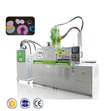 Silicone Footwear Sol Sliding Injection Machine