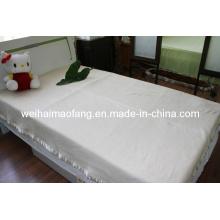 100 % reiner Wolle gewebte Wolldecke Hotel (NMQ-HB002)