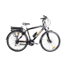 700cc Alloy Back Carrier Battery Bicycle (TDB03Z)