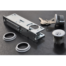 Aluminum Locksets and Handles for Automatic Swing Doors