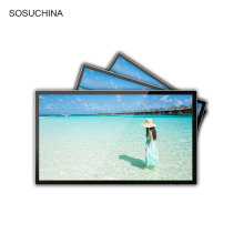 LCD gros lecteur de vidéo de taille d'écran de vente en gros LCD