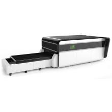 Dual Drive High Speed Fiber Laser Machine
