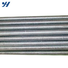 Mild Steel Strut New Fashion Channel double end galvanized threaded rod weight