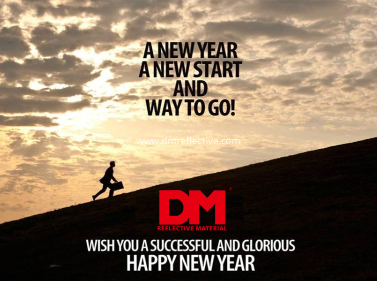 Happy New Year DM