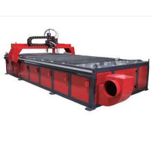 Máquina de corte por plasma de mesa de precisión CNC