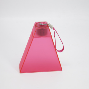 Ecofriendly Bpa free Water bottle holder with strap