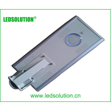 Body Sensor Integrated Solar LED Street Light with Solar Panel