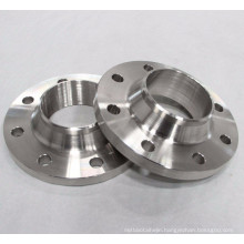 3 inch gr2 titanium exhaust flanges manufacturer from China