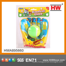 Funny sport toy kids Baseball glove and ball mini baseball glove
