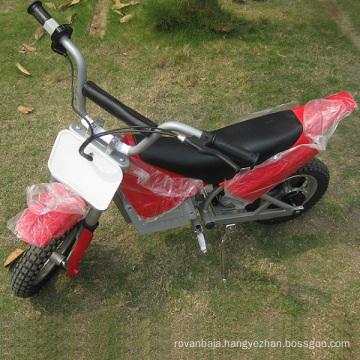 CE Certificate Colorful Electric Motorcycle for Young People (DX250)