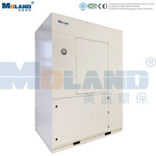Exhaust Ventilator System for Welding workshop