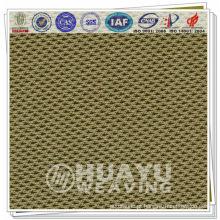 YT-493, tecido de malha de espaçador de poliéster 3d para roupa de cama