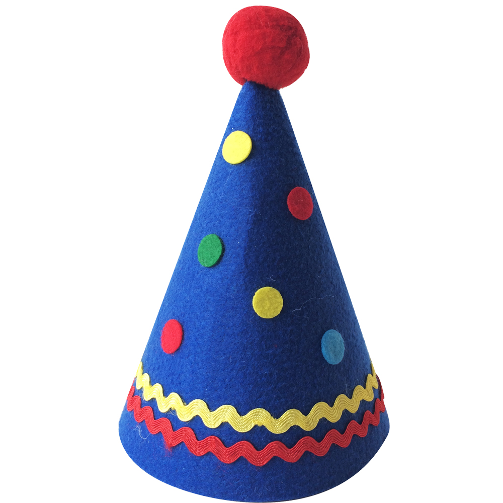Happy Felt Birthday Party Hat