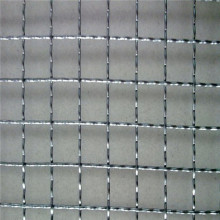 Grillage métallique à maille carrée