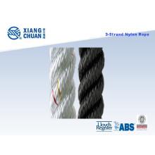 Corda de nylon de 3 fios