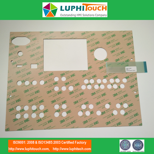 Test Equipment Membrane Switch