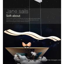 Энергосберегающий Белый 2835 светодиодных чипов крытый Кулон свет