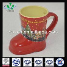 M052 Keramik Dolomit Rabatt Tassen Für Weihnachten Verkauf