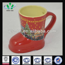 m052 Ceramic Dolomite Discount Mugs For Christmas Sale