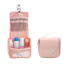 New Style 6 color Cosmetic Bag Portable Travel Makeup Bag Ladies Waterproof Hanging Toiletry Bag For Cosmetics