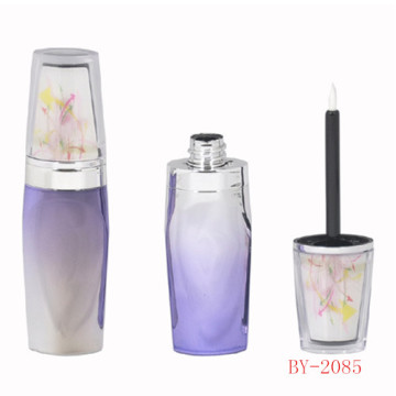 Elegant Light Purple Makeup Eyeliner Bottle