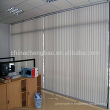 2016 China Supplier Durable Carrier Hook Indoor Vertical Blinds