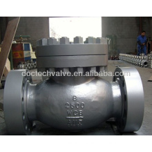 High Pressure Swing Check Valve