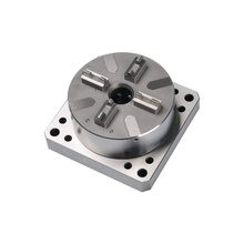 CNC Milling Parts Service Custom High Quality Machining Aluminum Fixture Plate CNC
