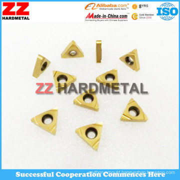 Thread Carbide Inserts for Steel Tube