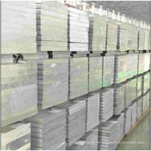 Aluminium Extrudierte Teller mit 50 Jahren Lebensdauer