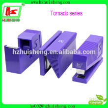 NOVO ! Mini grampeador punch set office papelaria guangdong