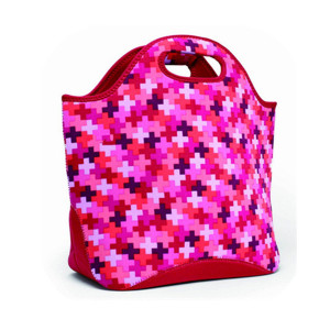 Custom Fashionable Cheap Neoprene Insulated Lunch Bag