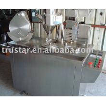 Máquina de enchimento semi-automática da cápsula