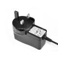 5V2.5A Adaptador de Corrente de Comutação de Montagem na Parede